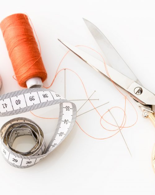 fabric-scissors-needle-needles-461035